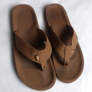 Men's Brown Dockers Sandals Size 10